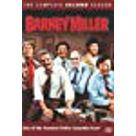 Barney Miller: Complete Second Season (Barney With Glasses)