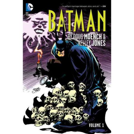 Batman by Doug Moench and Kelley Jones 1 by