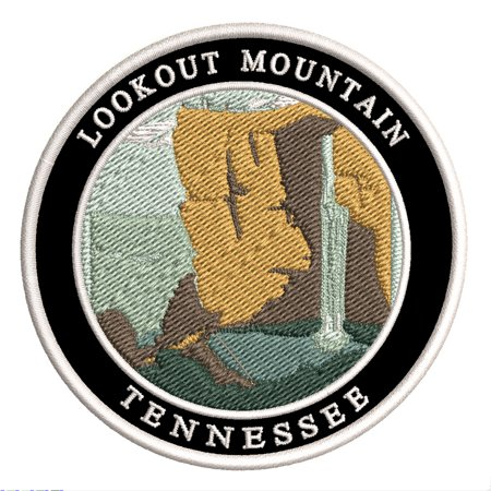 Lookout Mountain Tennessee 3.5