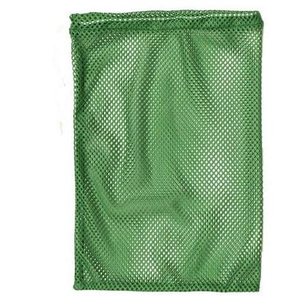 Champion Sports MB18GN 12 x 18 in. Mesh Equipment Bag, Green