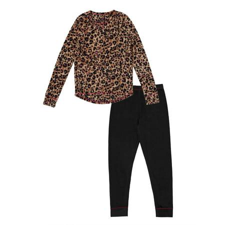 - Girl's Stretch Fleece Warm Layering Long Underwear (Little Girls & Big Girls)