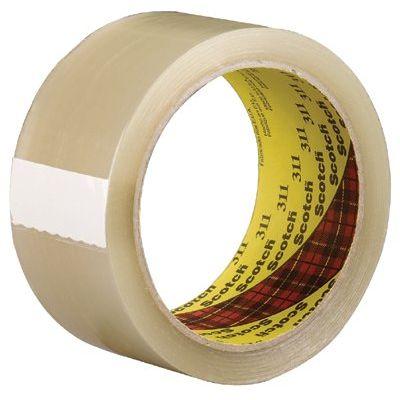 Scotch Box Sealing Tape311 Tan 48Mm X 100 M