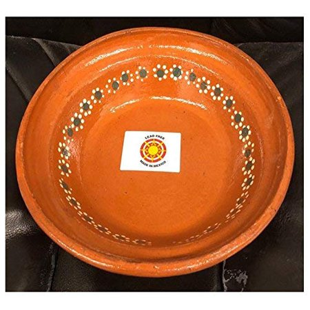 8' Dinner Bowl - Set of 4 Made in Mexico Plato Pozolero Soup Cereal Bowl 8