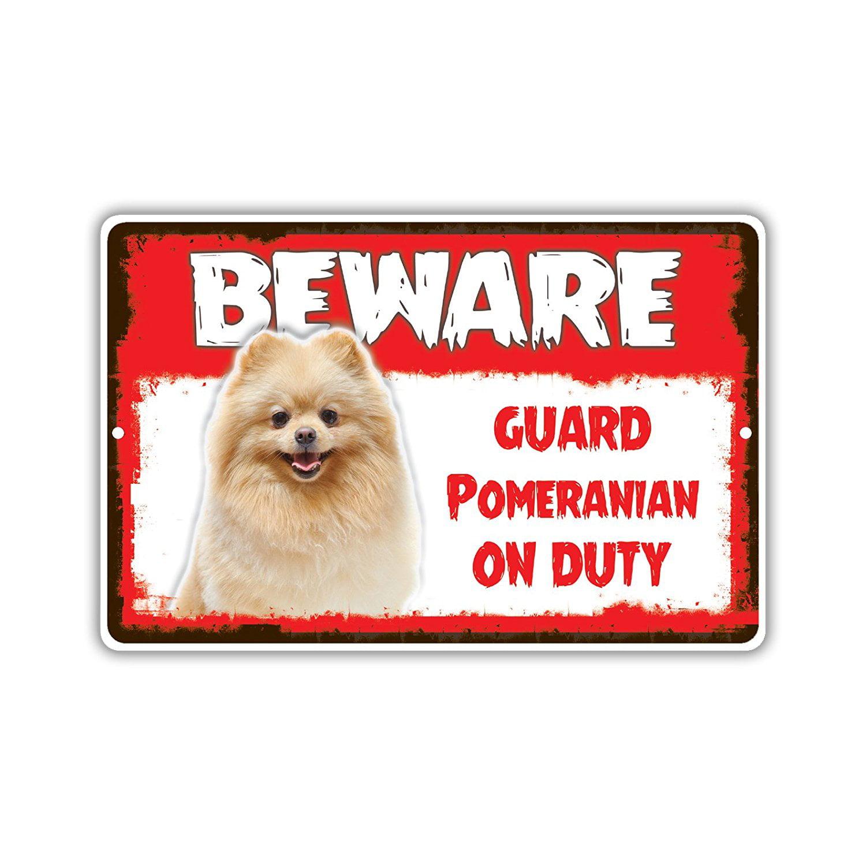 Pomeranian Dog Sign Home Dog Toy Dog Rustic Sign Pomeranian Pup Spitz