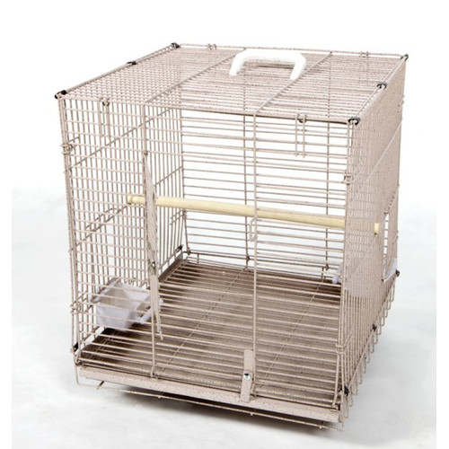 A&E Cage Co. Folding Travel Carrier Bird Cage by A&E Cage Co.