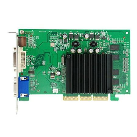 evga 512 A8 N403 S1 Placa De Video Agp - Placas de V?¡deo em Componentes para PC ()