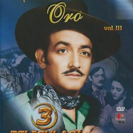 Clasicas De Oro, Volume 3 (3 Peliculas) (Spanish) ()