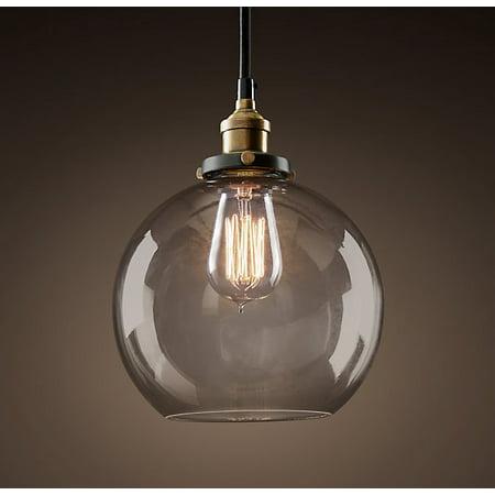 Bulb Uplight Pendant - Warehouse of Tiffany Edison Maisie LD4683 Pendant Light