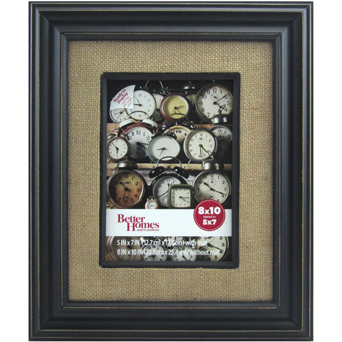Mainstays Vintage French 8x10 Frame Gray Walmart Com