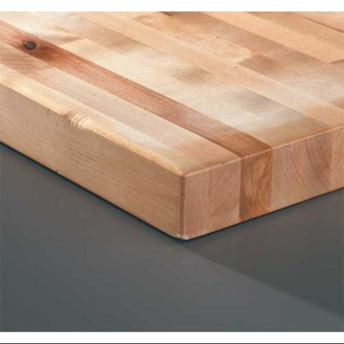 WB Manufacturing 975 30X48 Workbench Top, Hardwood, 30x48x1-3/4