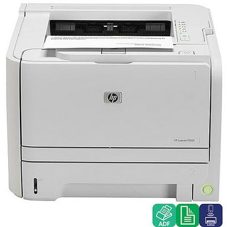 HP LaserJet P2035 Monochrome Printer review - YouTube