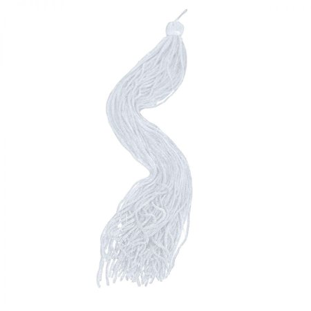 Fez Tassel - ONE SIZE FITS MOST - White