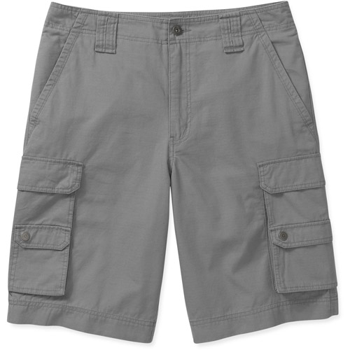 Faded Glory Men's Ripstop Stacked Cargo Short