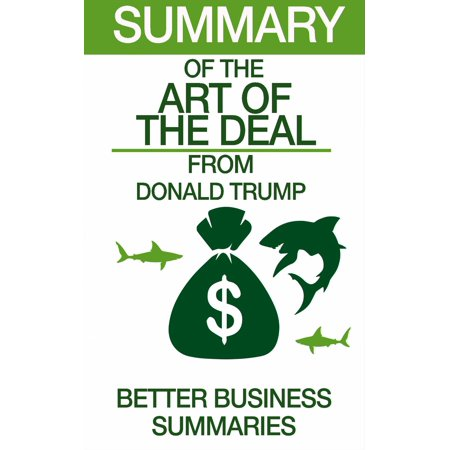 The Art of the Deal | Summary - eBook (Mama Might Be Better Off Dead Summary)