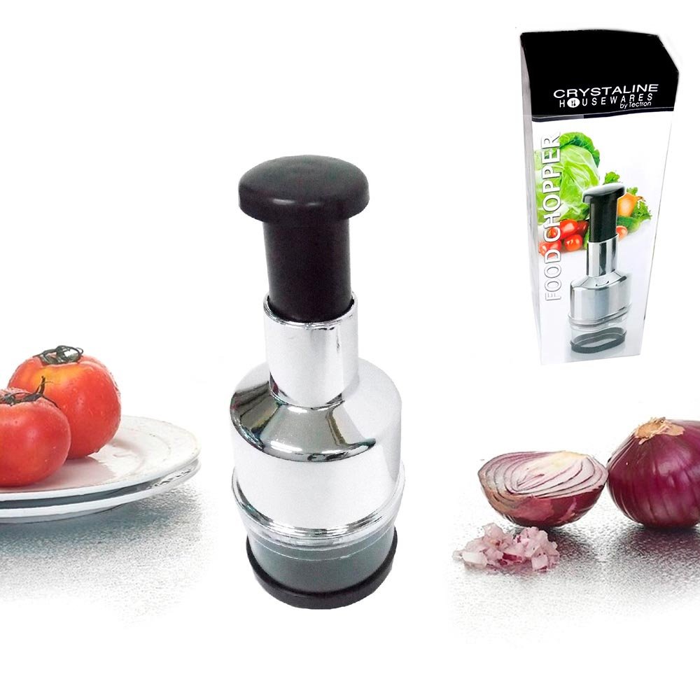 Food Chopper Cutter Slicer Peeler Dicer Pressing Vegetable Garlic Onion Kitchen