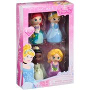 Holiday Princess Mini Decanters Boxed Set