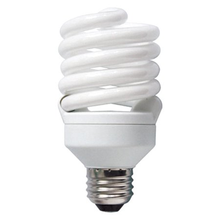 SUNLITE S00826 23W 120V Mini Spiral Daylight Compact Fluorescent Light - 16w 120v Compact