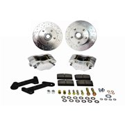 SSBC Performance Brakes W123-25 Brake Conversion Kit