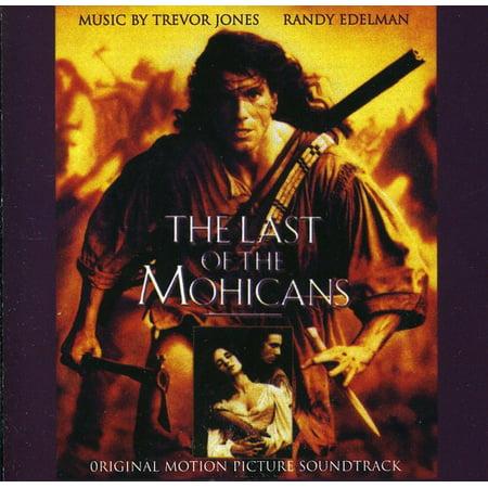 Last of the Mohicans (CD) (Last Of The Mohicans Soundtrack The Kiss)