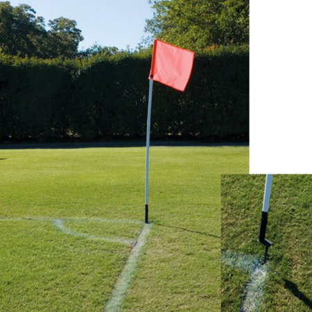 Segmented Soccer Corner Flags (Soccer Corner Coupons)