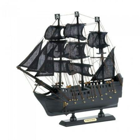 Pirate Ship - PIRATE SHIP MODEL