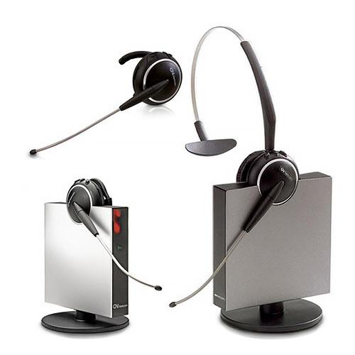 Jabra GN9125 Mono ST Headset DECT 6.0 Tech w/ Omni Directional Boom