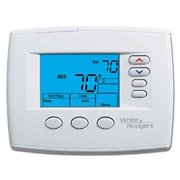 emerson 1f80-0471 single stage programmable thermostat with 4-inch display, blue