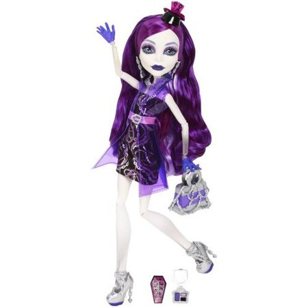 Monster High Ghouls Night Out Spectra Vondergeist Doll - Monster High Spectra Vondergeist Dress Up
