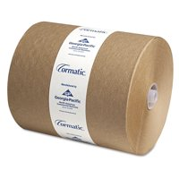 Georgia Pacific Professional 2910P Hardwound Roll Towels, 8 1/4 x 700ft, Brown, 6/Carton