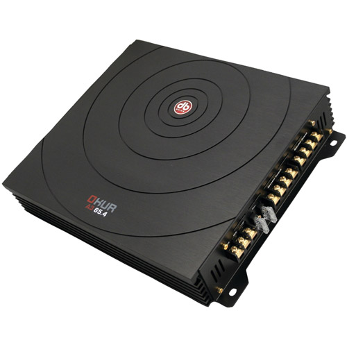 db Drive A3 Series A3 65.4 - Car - amplifier - OKUR - 4-channel - 65 Watts x 4