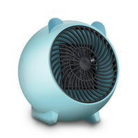 250W Quiet Heater Office Home Mini Desktop Small Household Air Heater Eletrical Air Warmer Equipment Winter Bask Fan