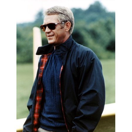 The Thomas Crown Affair 1968 Directed by Norman Jewison Steve Mcqueen Print Wall (Steve Mcqueen Thomas Crown)