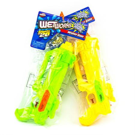 Bulk Water Guns (New 365591  Hs Toy Water Gun 11 41979 (36-Pack) Swim Cheap Wholesale Discount Bulk Seasonal Swim)