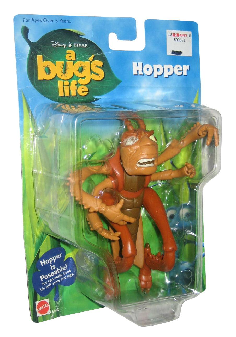 Mutant Hopper 6 pcs size 4