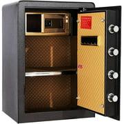 Best Home Floor Safes - Security Safe Box 2.3 Cubic Feet Digital Money Review