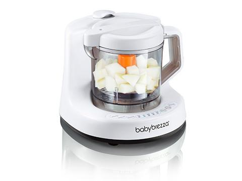 Baby Brezza 2-in-1 Baby Food Maker by Baby Brezza