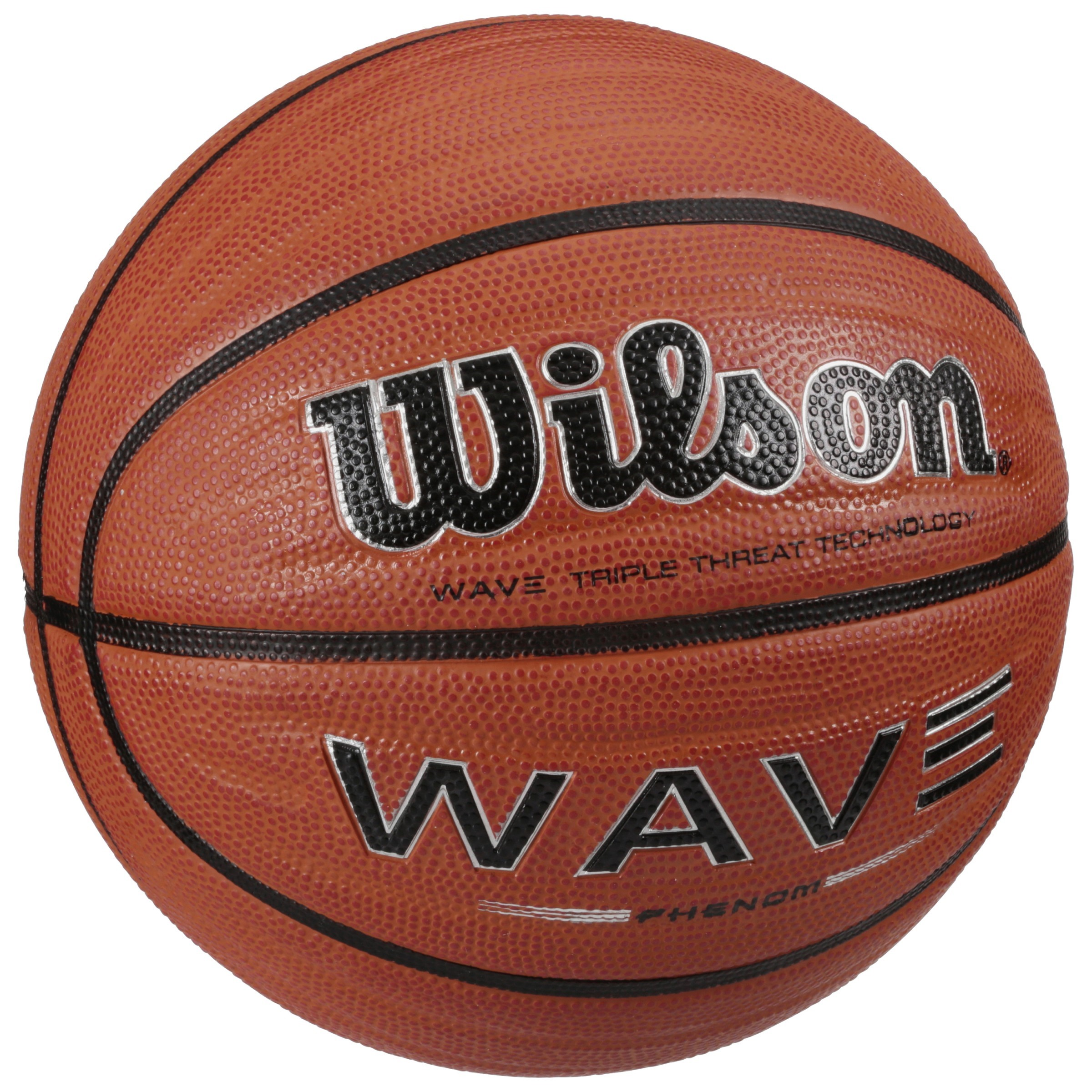"""Wilson® Official 29.5"""" Wave All Surface Phenom Basketball"""