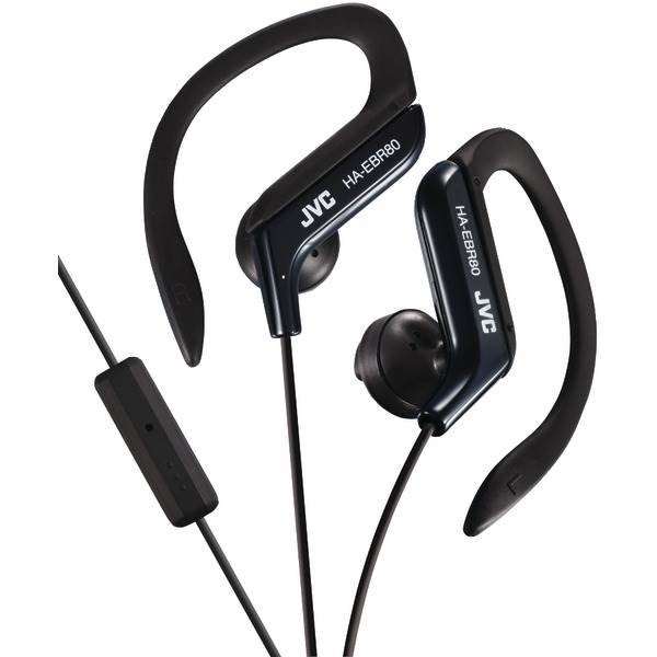 Sport-Clip In-Ear Ear-Clip Headphones, Microphone and Remote