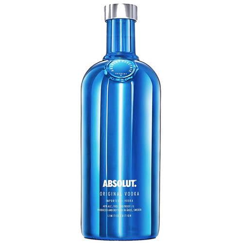 Image of Absolut Electrik Vodka, 750 mL