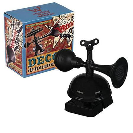 universal studios harry potter weasley decoy detonator toy with sound new in box - Universal Studios Spiderman