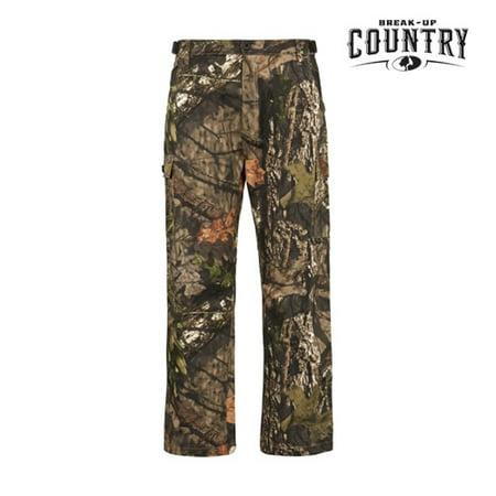 - Scent Blocker Men's Cotton 6 Pocket Pant Mossy Oak Country W/ 2 Rear, 2 Slash & 2 Side Pockets - (M)
