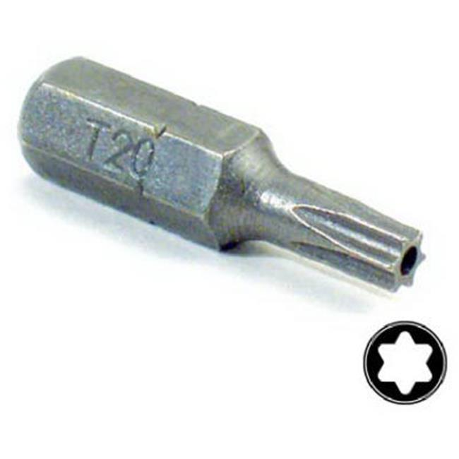 Eazypower 13243 1 in. T20 Security Tee Star Insert Bit - image 1 de 1