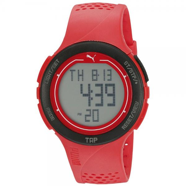 Puma Unisex PU911211002 Puma Touch Digital Display Quartz...