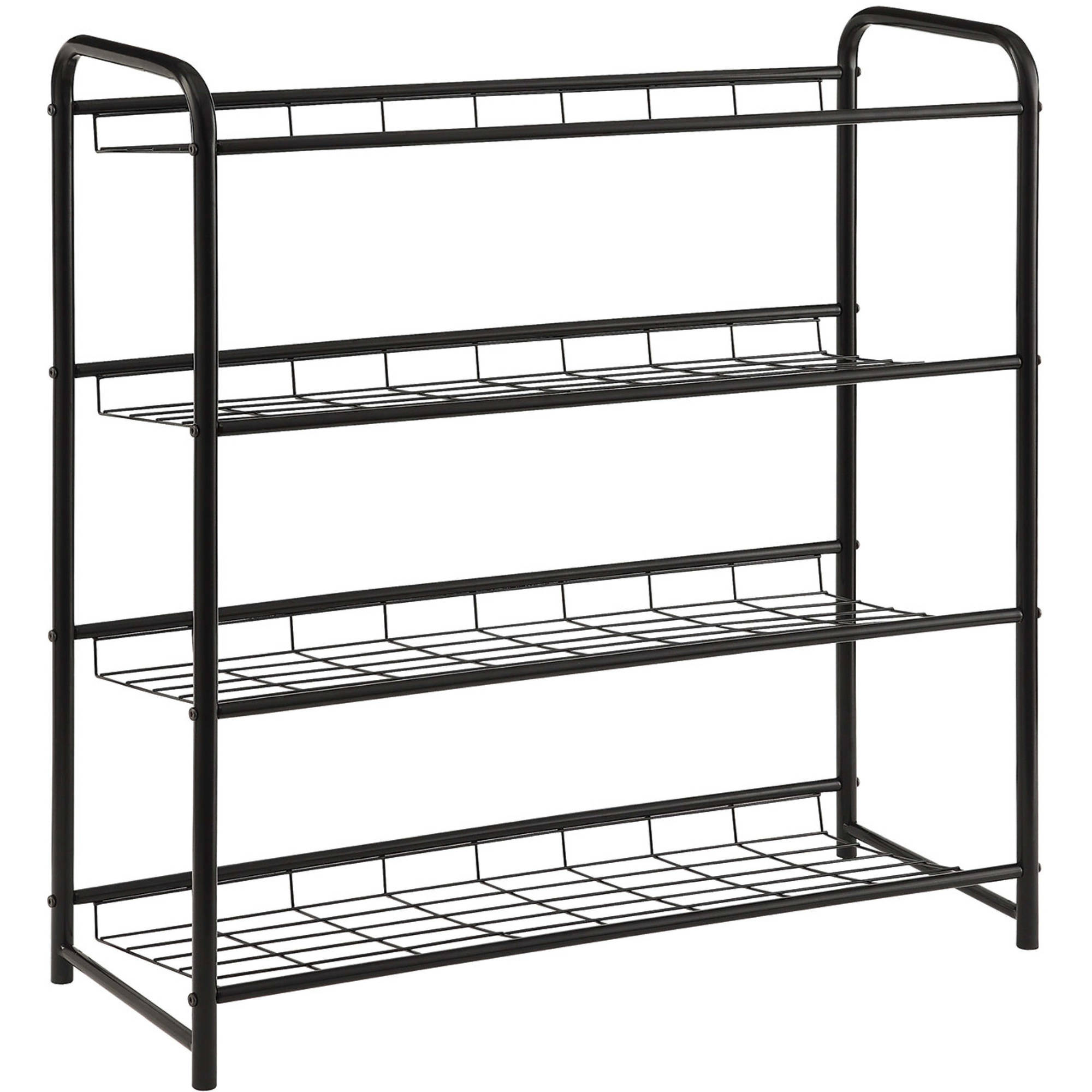 Coaster Company Shoe Rack, Black