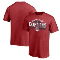 Toronto FC Fanatics Branded Youth 2017 MLS Cup Champions Dash T-Shirt - Red