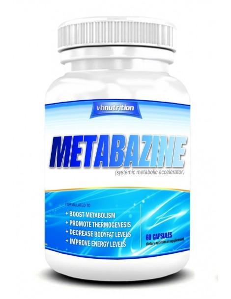 Metabazine Metabolism Booster | Hypermetabolizer Capsules, fat burner cream gnc,safe fat burner supplement