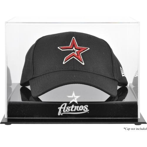 Houston Astros Fanatics Authentic Acrylic Cap Logo Display Case - No Size
