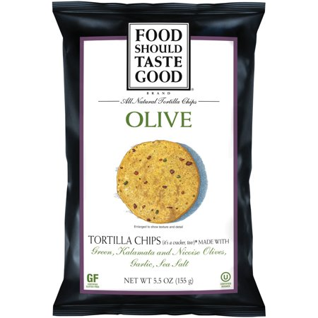 021908812632 upc food should taste good olive tortilla for Food barcode