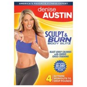 Denise Austin: Sculpt and Burn Body Blitz (2011) by