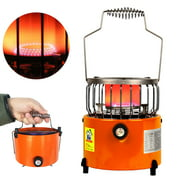 2 In 1 2000W Portable Camping Heating Cooker For Cooking Backpacking Ice Fishing Camping Hiking